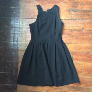 Jill Stuart black short dress 4